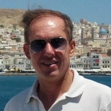 Vasileios, 53, Athens, Greece