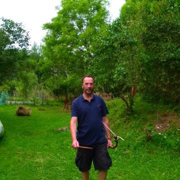 Oliver Mehrfort, 45, Jonkoping, Sweden