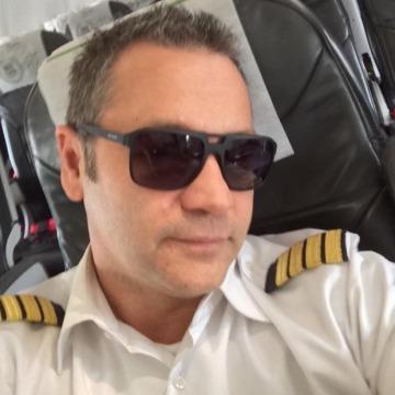 Murat Kizildağ, 46, Istanbul, Turkey