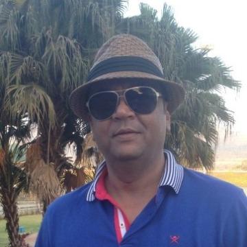 Paurin G Hirani , 55, Mumbai, India