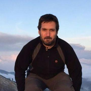 Daniel Pey, 40, Barcelona, Spain