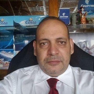 Yasser Salah, 49, Cairo, Egypt