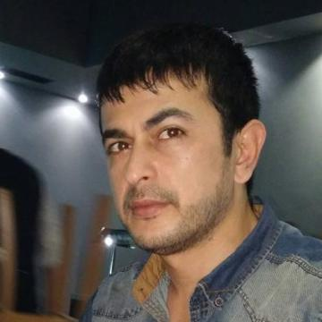 bilal, 29, Istanbul, Turkey