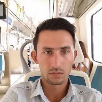 Abdullah Sahin, 30, Izmir, Turkey