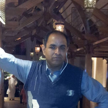 Ali Raza, 34, Dubai, United Arab Emirates