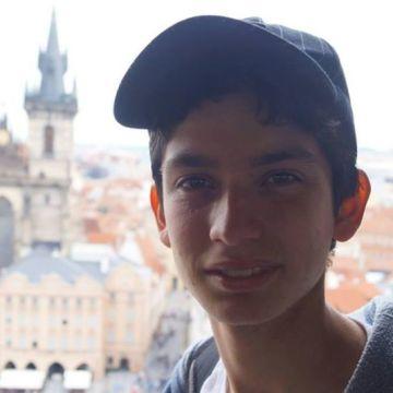 Javier Oyarzún, 21, Santiago, Chile