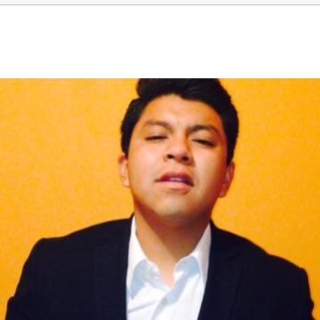 Alan González, 29, Distrito Federal, Mexico