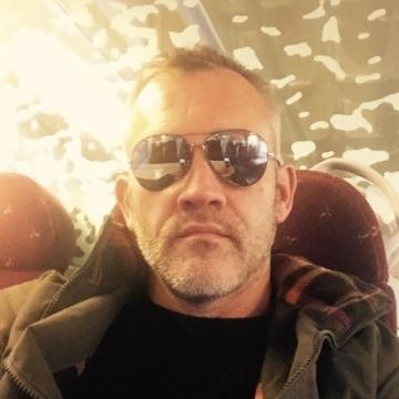 Matthew Sumner, 49, Niksic, Montenegro