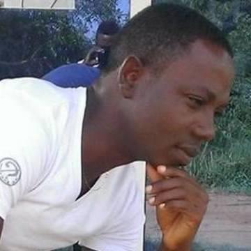 Peter Monvic, 30, Port Harcourt, Nigeria