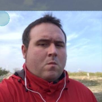 Daniel, 36, Zaragoza, Spain
