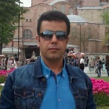 hamza, 40, Istanbul, Turkey