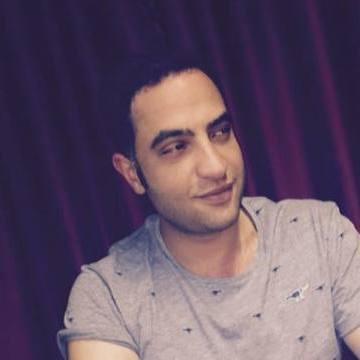 Muzaffer Özcan, 31, Istanbul, Turkey