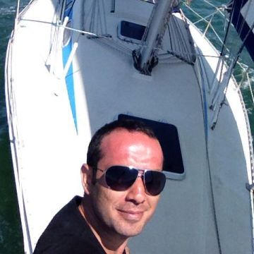 Alper, 29, Bursa, Turkey
