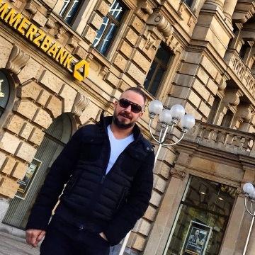 Tunc, 37, Istanbul, Turkey