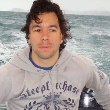 David Ruben, 37, Istanbul, Turkey