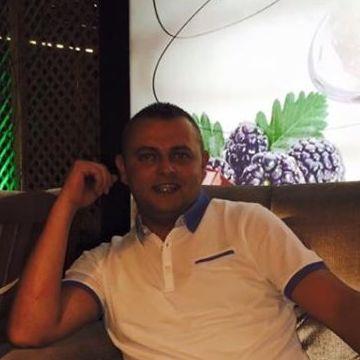 Erkan Yüce, 34, Antalya, Turkey