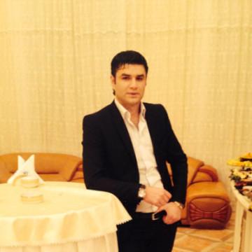 Vasif Hesenov, 29, Baku, Azerbaijan