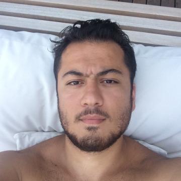 Salih, 28, Istanbul, Turkey