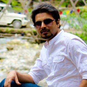 Ravi anand, 28, New Delhi, India