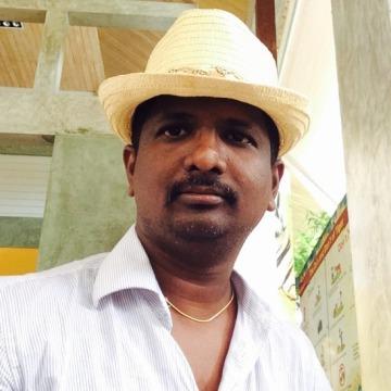Anandhan, 34, Singapore, Singapore
