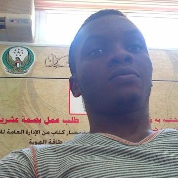 Osas olapade bold, 26, Sharjah, United Arab Emirates