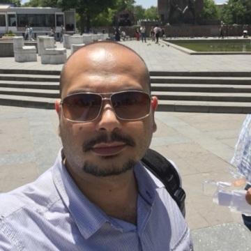 Javad, 34, Istanbul, Turkey