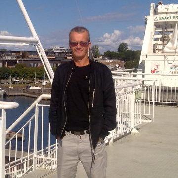 Egidijus Buzelis, 54, Plunge, Lithuania