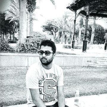 Syed Yasir Nafees, 31, Dubai, United Arab Emirates