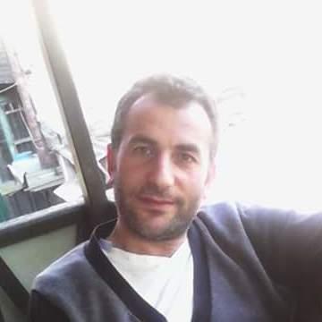 Nevzat Öner, 42, Istanbul, Turkey