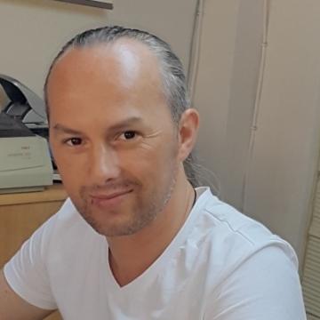 FETHİ, 41, Istanbul, Turkey