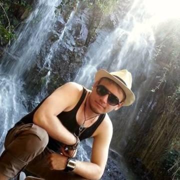 Wess Caballero, 32, Guadalajara, Mexico