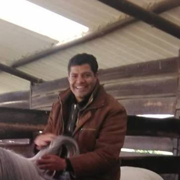 Lisandro Meneses, 39, Bogota, Colombia