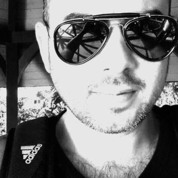 Mohanad Alkhairy, 37, Dubai, United Arab Emirates