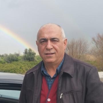 Ismet Coşkun, 53, Mugla, Turkey
