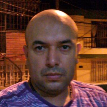 Jorge Davila, 34, Pereira, Colombia