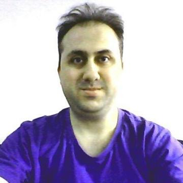 Muhammed Hayrettin Bilgin, 35, Manisa, Turkey