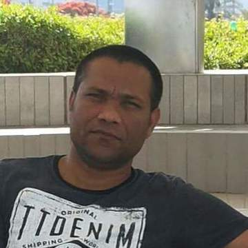 paul, 40, Dhaka, Bangladesh