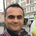 Cenk Yuzereroglu, 41, New Orleans, United States