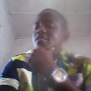 nimrod dena, 30, Nairobi, Kenya
