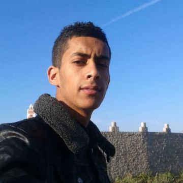 Marouane Etthabity, 22, Agadir, Morocco