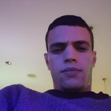 Abdul Haji, 29, Granada, Spain