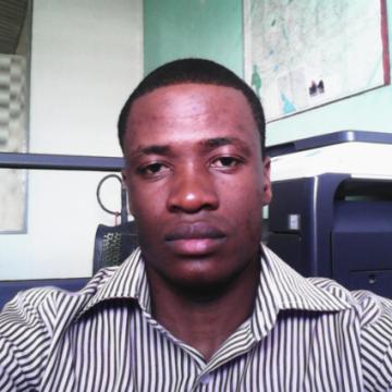 FRANCIS, 27, Nairobi, Kenya