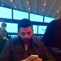 Fatih Tas, 29, Istanbul, Turkey