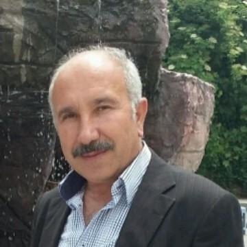 Selami Pınar, 49, Istanbul, Turkey