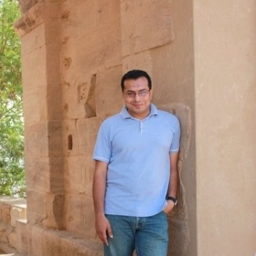 Mohamed Hamed, 41, Sharm El-sheikh, Egypt