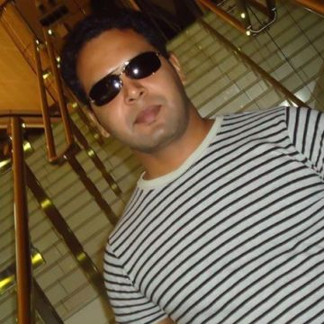 Aamir Sharif, 33, Abu Dhabi, United Arab Emirates