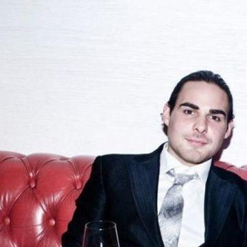 Cristian Mango, 29, Napoli, Italy
