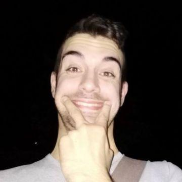Eros Magrini, 28, Perugia, Italy