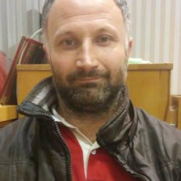 Cebrail Kandemir, 36, Mugla, Turkey