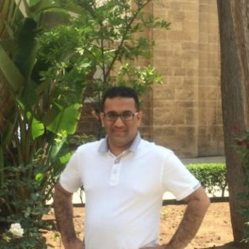 Ali, 36, Dammam, Saudi Arabia